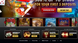 Supernova Casino Shines Brightly with Online Games