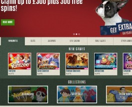 Mr Smith Casino Offers Free Progressive Jackpot Spins