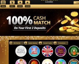 Gold Bank Casino Helps Players to Strike Gold