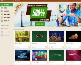 Café Casino Helps You Relax into Quality Gaming