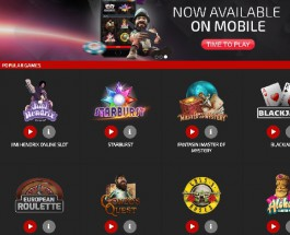 Matchbook Casino Offers Top Net Entertainment Games