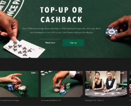 Codeta Casino Offers 65 Live Dealer Tables