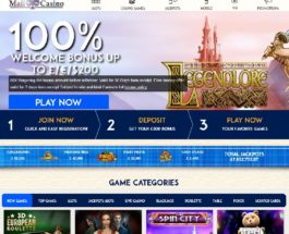 Mail Casino Launches With A Huge Selection of Games