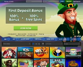 Welcome Slots Casino Greets You With Open Arms