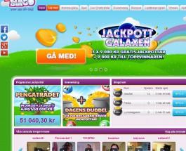 Lysande Bingo Brings Online Bingo to Sweden