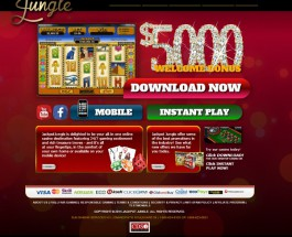 Jackpot Jungle Casino Offers Massive Slots Jackpots