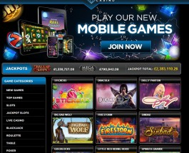 Diamond 7 Casino Provides Bejewelled Online Gambling