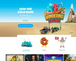 Wunderino Casino Will Leave You Gazing in Wonder