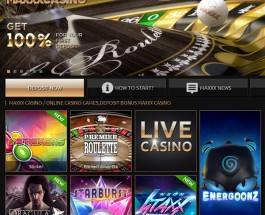 Maxxx Casino Offers More Than Other Casinos