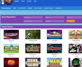 Pingo Casino Offers Casino and Bingo Fun
