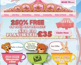 Fairground Bingo Offers Thrilling Online Bingo
