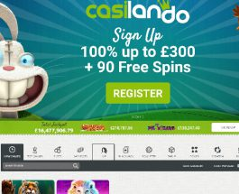 Casilando Casino Takes You to a World of Gaming