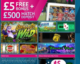 Winzino Casino Offers Loads of Chances to Win