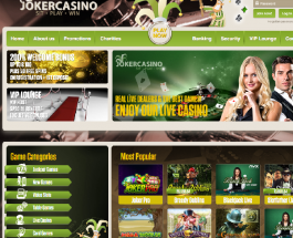 Joker Casino Caters to Serious Players