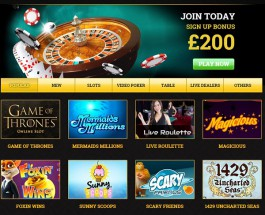 Mobile Wins Casino Offers A Huge Choice of Games
