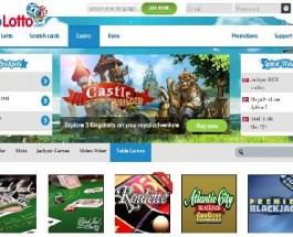 EuroLotto Casino Launches in Style