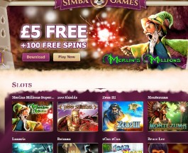 Simba Games Casino Goes Live for European Players