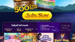 Slots Kingdom Casino Brings Hundreds of Titles