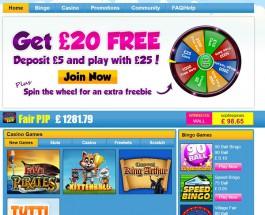 Wowingo Bingo Provides Colourful Online Bingo