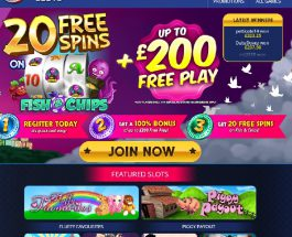 Dove Slots Casino Offers Slots of All Occasions