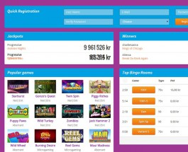 Violet Casino Offers Casino Games, Bingo and More