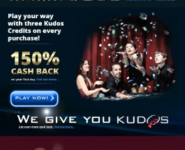 Kudos Casino Offers Unique Casino Bonuses