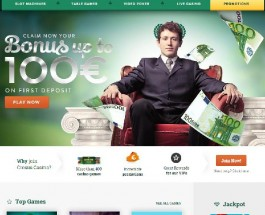 Cresus Casino Launches with European Emphasis
