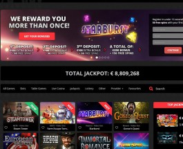 Casino Adrenaline Offers Fast Paced Gambling