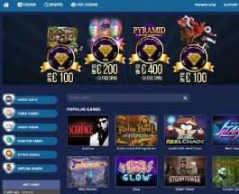 Staybet Casino Take You to a Casino in the Tropics