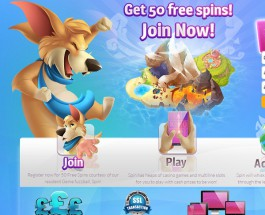 Spin Genie Casino Aims to Make Gamblers' Wishes Come True