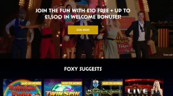 Foxy Casino Offers High Quality Online Entertainment