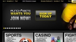 Punch Bets Casino Offers Knockout Online Gambling