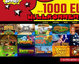 Boom Bang Casino Offers Quality Comic Gambling