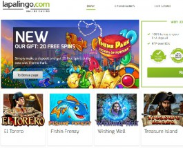 Lapalingo Casino Offers a Quality Gambling Experience