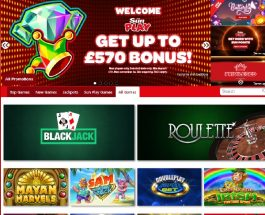The Sun Play Casino Offers Exclusive Games
