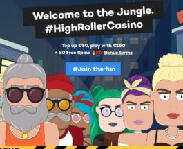 High Roller Casino Takes You on a Journey to Big Winnings