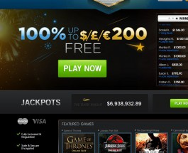Jackpot Paradise Casino Offers Numerous Progressive Jackpots