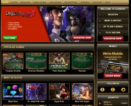 Casinovo Offers Mobile 3D Gambling