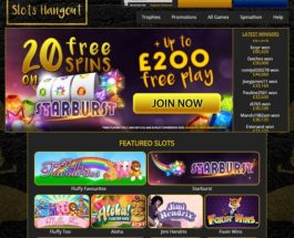 Slots Hangout Casino Is a Place to Relax