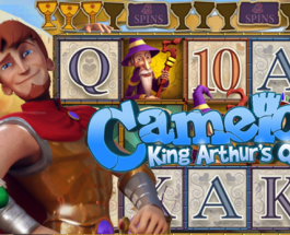 New King Arthur Slots for Facebook