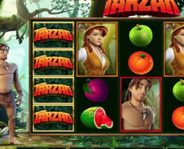 Tarzan Slot Goes Wild With Winnings