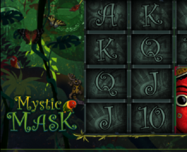 Mystic Mask Slots is a Jungle Adventure