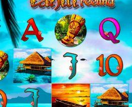 Tahiti Feeling Slot Takes You to the Beach