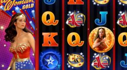 Wonder Woman Slot Offers Progressive Jackpots