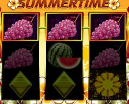 Summertime Slot Gives You the Chance to Win Twice