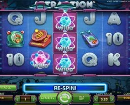 Attraction Slot from Net Entertainment Offers Sticky Wins