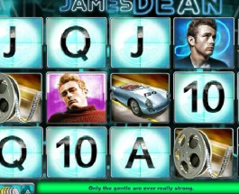 James Dean Slot Offers Wild Free Spins