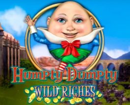 Humpty Dumpty Wild Riches Slots Offers Two Free Spins Modes