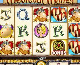 Medieval Money Slot Features Four Bonus Games