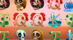 Pay of the Dead Slots Features Unlimited Free Spins